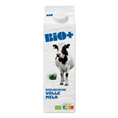 Bio+ melk vol voorkant