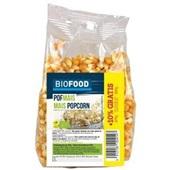 Biofood pofmaïs  voorkant