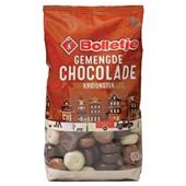 Bolletje kruidnoten chocolade gemengd voorkant