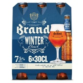 Brand bier winterbock voorkant