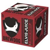 BrewDog bier elvis juice voorkant
