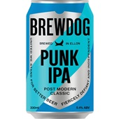 BrewDog Punk IPA voorkant