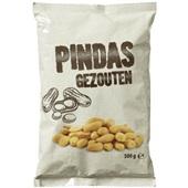 Brouwer gezouten pinda's voorkant