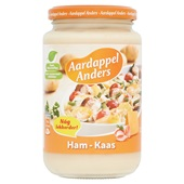 Campbell's Aardappelanders Hamkaas voorkant