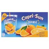 Caprisun orange voorkant