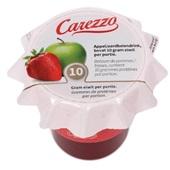 Carezzo appel/aardbeiensap eiwitverrijkt voorkant