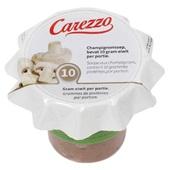 Carezzo champignonsoep voorkant
