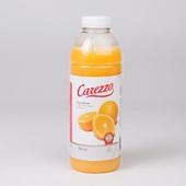 Carezzo sinaasappelsap voorkant