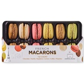 Chateau macarons voorkant