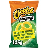 Cheetos Ringlings voorkant