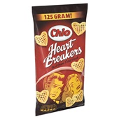 Chio Chips Heartbreakers achterkant