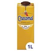 Chocomel 0% suiker voorkant