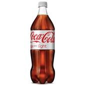 Coca Cola cola light voorkant