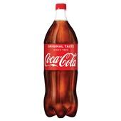 Coca Cola cola regular voorkant