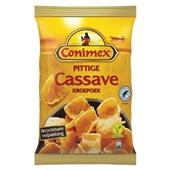 Conimex kroepoek pittige cassave voorkant