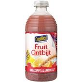 Coolbest fruit ontbijt aardbei-sinaasappel voorkant
