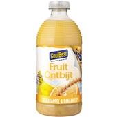 Coolbest fruit ontbijt sinaasappel-banaan voorkant