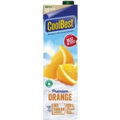 Coolbest Premium orange voorkant