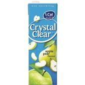 Crystal Clear appel peer voorkant