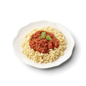 Culivers (75) macaroni bolognese  zoutarm voorkant