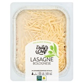 Daily Chef lasagne bolognese voorkant