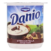 Danio kwark stracciatella