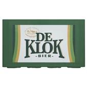 De Klok Bier De Klok Krat 24X30CL voorkant