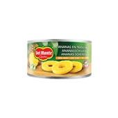 Delmonte Ananasschijven Ananasschijven Blik 220 gram voorkant