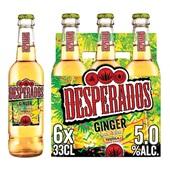 Desperados bier  gember  voorkant