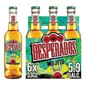Desperados Mojito voorkant