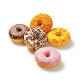 donuts mixbox 5 smaken voorkant