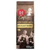 Douwe Egberts koffiebonen delicaat rond voorkant