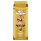 Douwe Egberts koffiebonen excellent voorkant