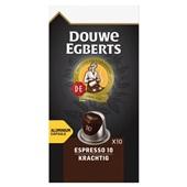 Douwe Egberts koffiecapsules krachtig voorkant