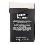Douwe Egberts koffiecapsules lungo intens achterkant