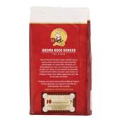 Douwe Egberts snelfilterkoffie aroma rood donker achterkant
