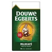 Douwe Egberts snelfilterkoffie mildcafé voorkant