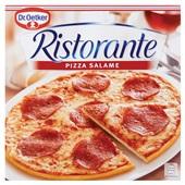 Dr. Oetker Ristorante Pizza Salami voorkant