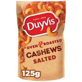 Duyvis Noten Oven Roasted Cashews voorkant