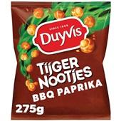 Duyvis tijgernoten BBQ paprika voorkant