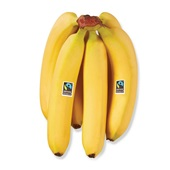 Fair Trade banaan voorkant