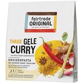 Fair Trade gele curry  voorkant