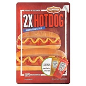 Flemmings hotdogs Heinz voorkant