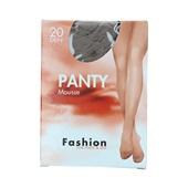 Foot-Leg panty mousse skyhaze maat 40-44, 20 denier voorkant