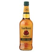 Four Roses bourbon voorkant