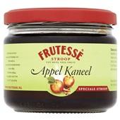 Frutesse Fruitstroop Appel Kaneel voorkant