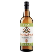 Gonzalez sherry fino voorkant