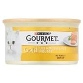 Gourmet Gold Kattenvoer Mousse Met Kip voorkant