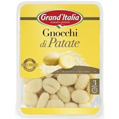 Grand'Italia gnocchi di patate voorkant