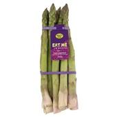 groene asperges voorkant